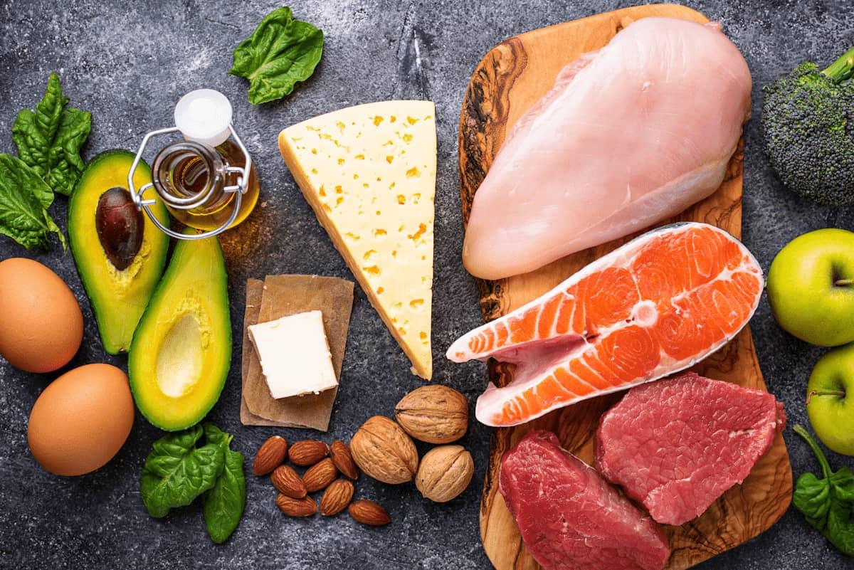 Alimentos altos en proteinas